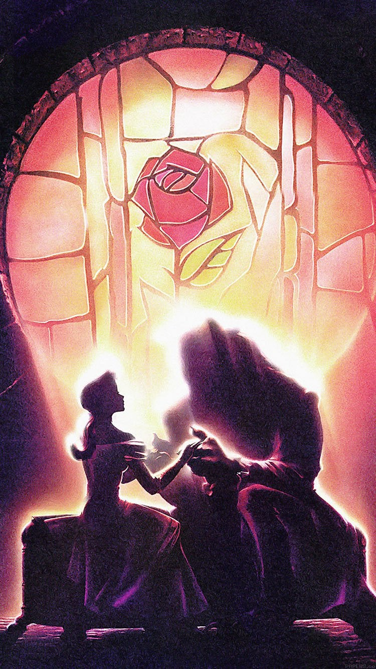 Beauty And The Beast Wallpaper 33 Magical Disney