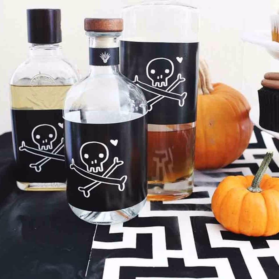 easy diy halloween decorations popsugar smart living - Diy Halloween Decorations