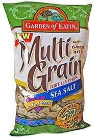Food Review Garden of Eatin Multigrain Chips POPSUGAR Fitness
