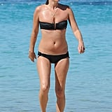 Kate Moss's All Black Everything