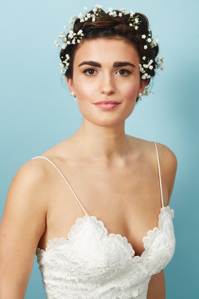 The Flower Piece: Baby's Breath Hair Pins