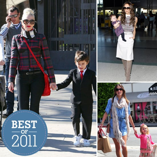 Best of 2011: Top 25 Celeb Mom Looks of the Year