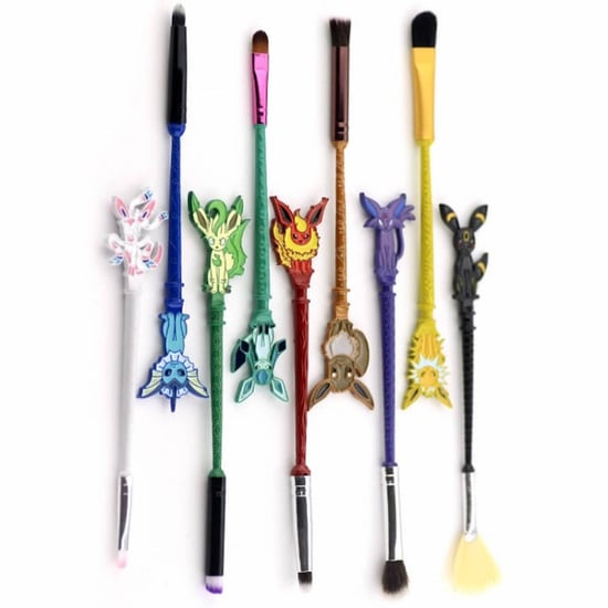 Pokemon Makeup Brushes