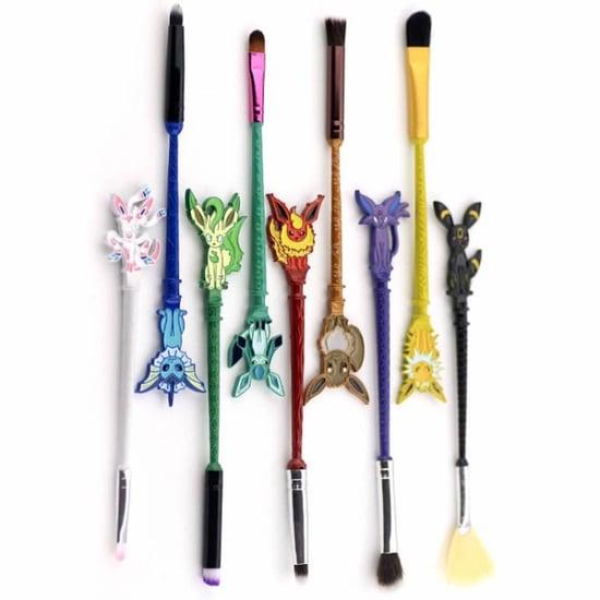 Pokemon Makeup Brushes