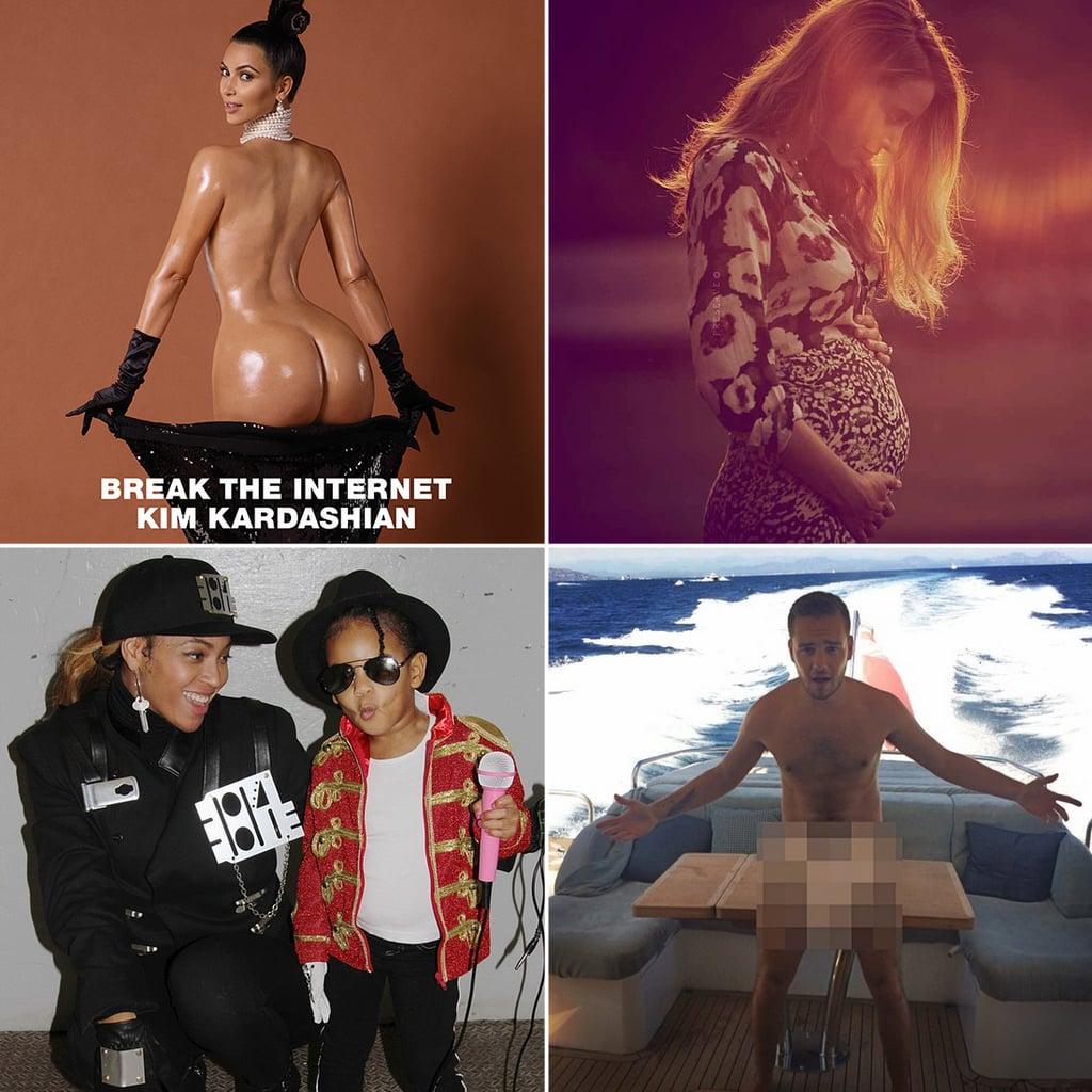 2014 Best Viral Celebrity Pictures