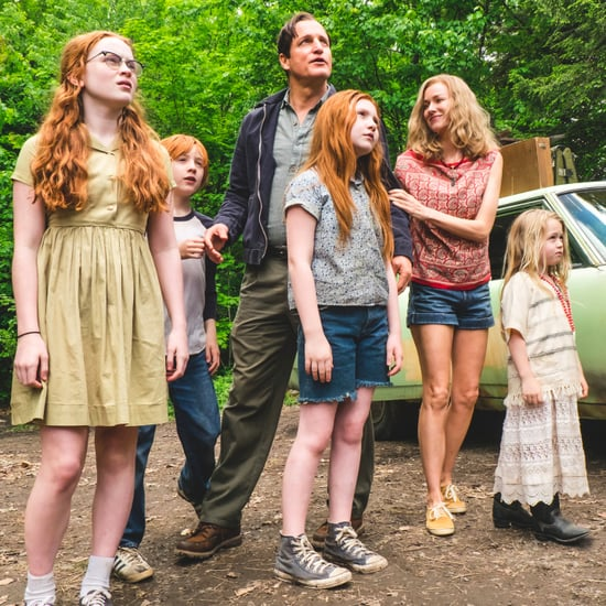 The Glass Castle Exclusive Clip