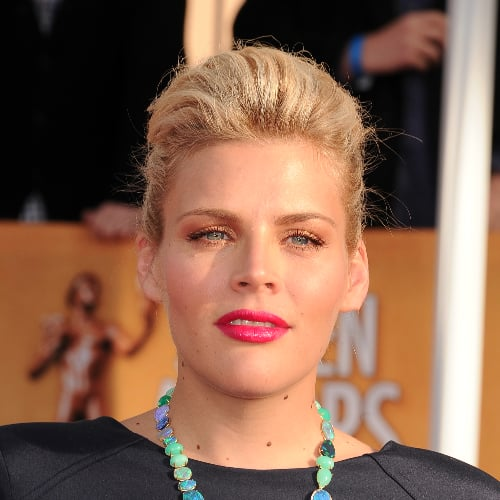 Busy Philipps: SAG Awards Hair 2013