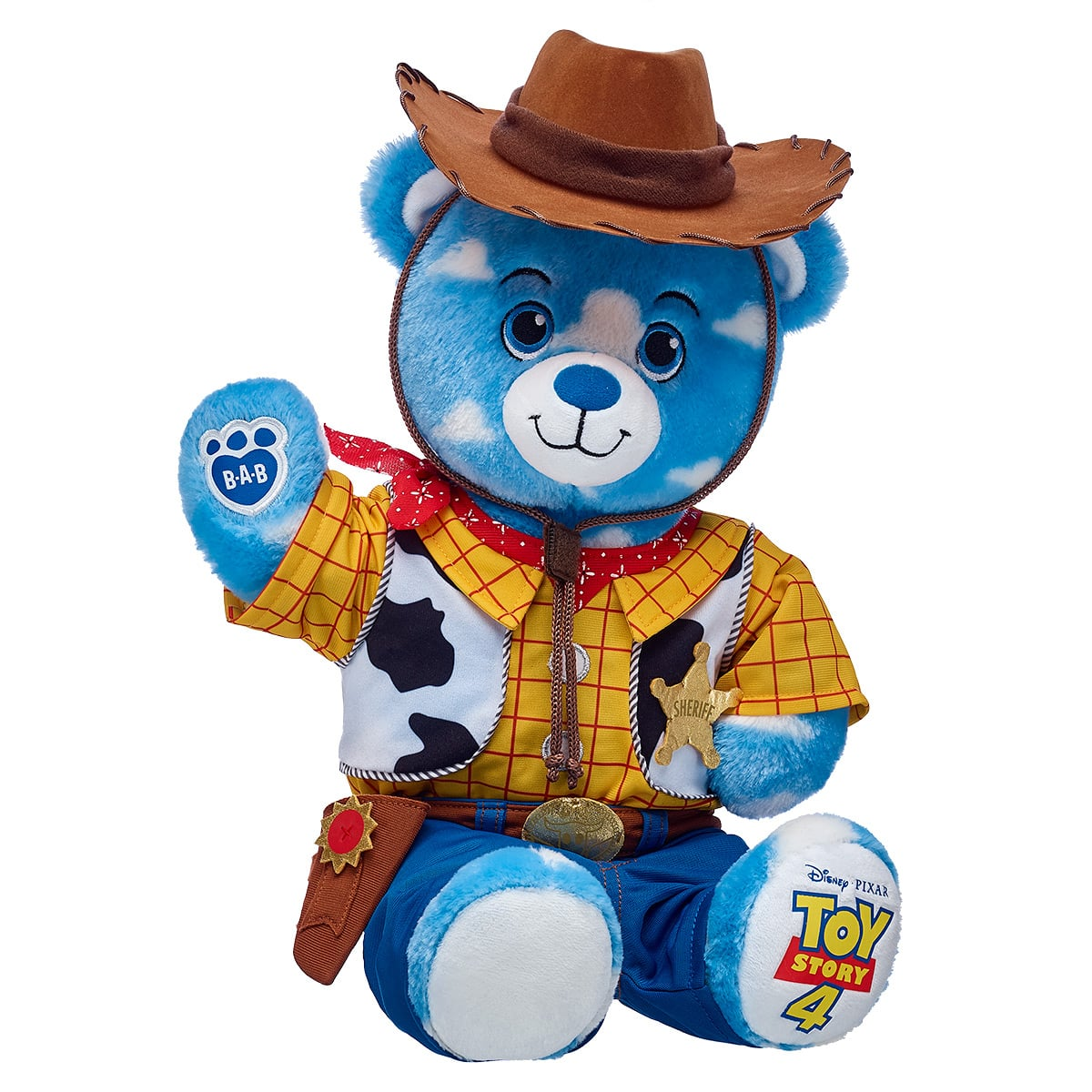 Toy Story 4 Build A Bear Collection Popsugar Family