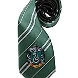 Slytherin House Deluxe Tie