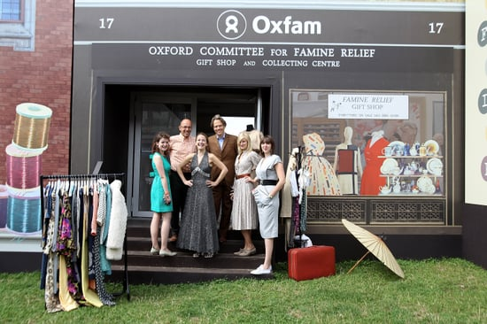 Vintage at Goodwood 2010 Opens Today in Sussex with Vintage Fashion