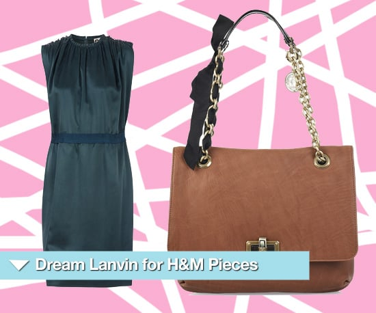 Lanvin for H&M: Five Pieces I'd Like to See