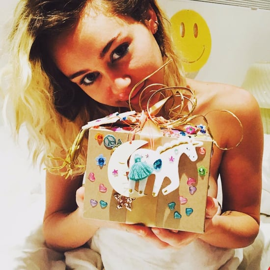 Miley Cyrus Birthday Instagrams 2016