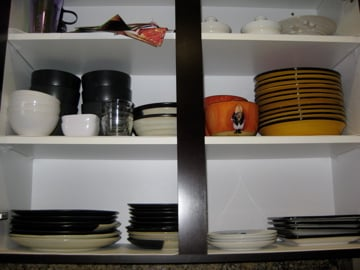 The plates/bowls