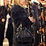 Pictures of Rachel Zoe Shopping at Barneys in NYC