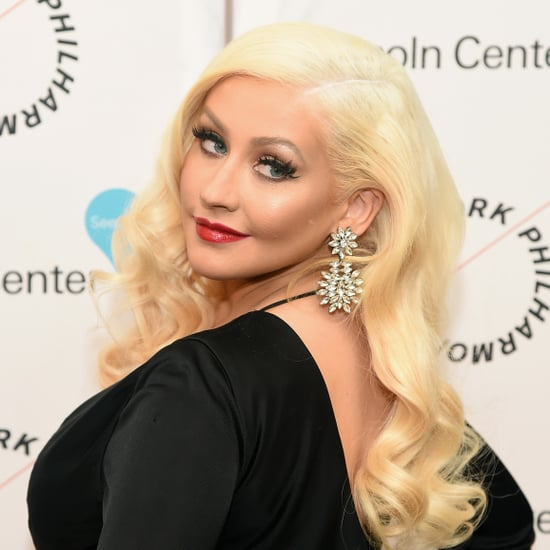 Christina Aguilera Quotes on Going on Tour