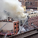 The Latest on the East Harlem Explosion