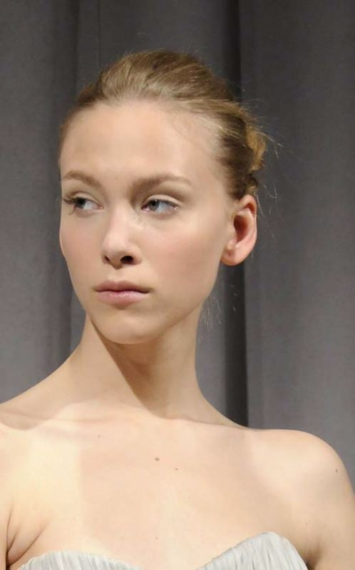 Backstage Beauty: Marchesa