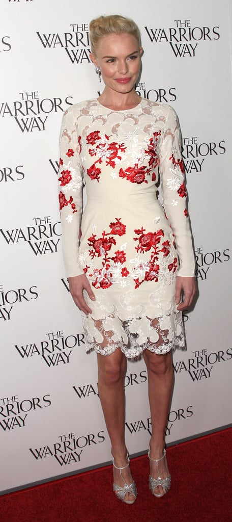 Kate Bosworth Floral