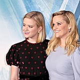 Reese Witherspoon and Daughter Ava Are a Dazzling Duo at A Wrinkle in Time's UK Premiere
