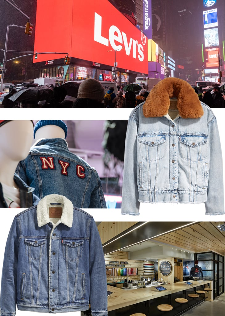 A Levi's® Customization Experience at the Times Square Flagship Store