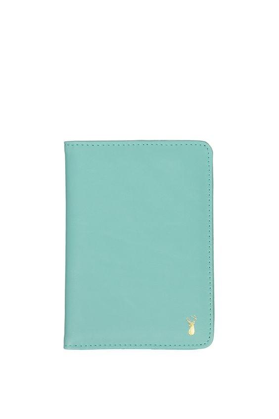 Typo Buffalo Classic Passport Holder ($15)