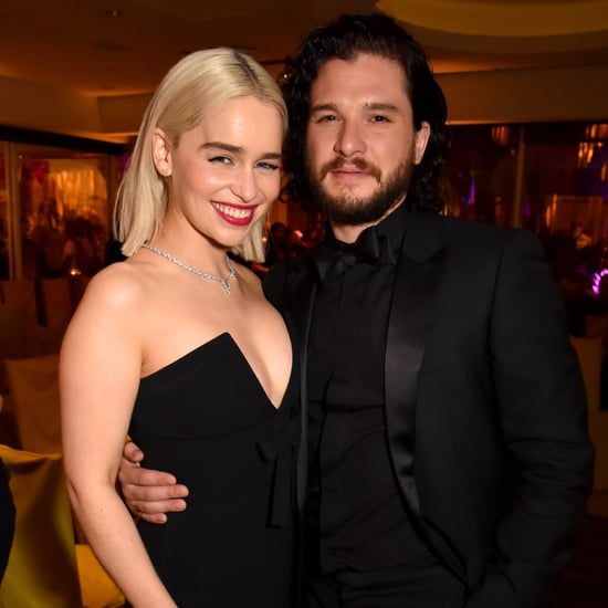 Game of Thrones Cast at 2018 Golden Globes Afterparty