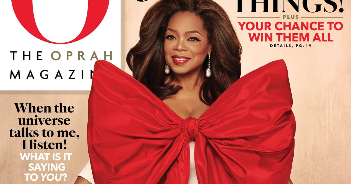 See every single product Oprah is loving this holiday