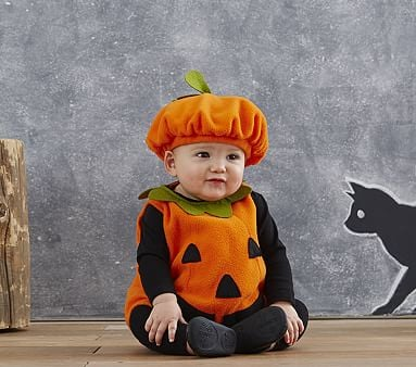 Baby Pumpkin Costume  sc 1 st  Popsugar : pumpkin child costume  - Germanpascual.Com
