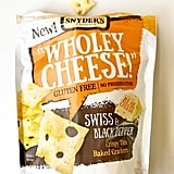 Snyder's Wholey Cheese in Swiss & Black Pepper