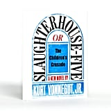 Make a (graphic) statement with this Slaughterhouse-Five iPad case ($50).