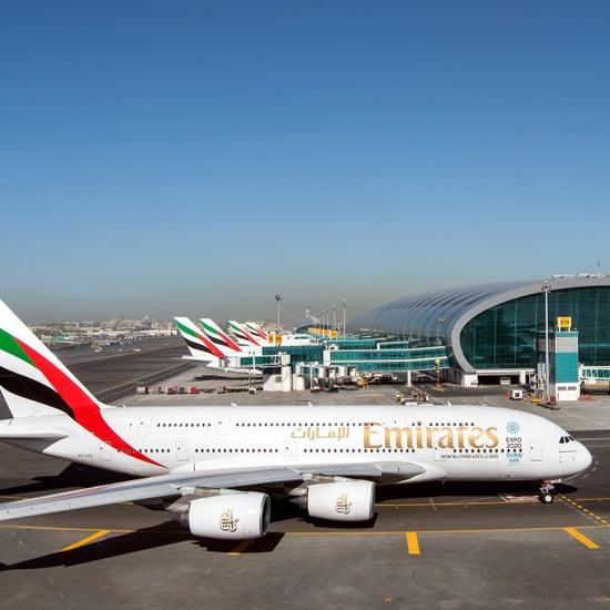 طيران الإمارات ضمن حفل توزيع جوائز قطاع النقل الجوي 2018