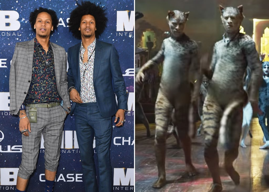 Cats Movie Cast Side by Side With Their Characters