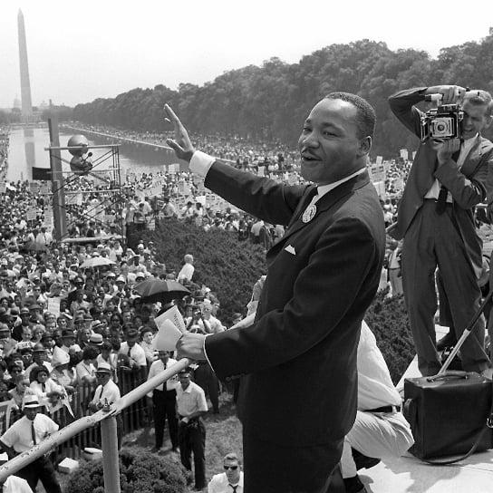 Listen to Martin Luther King Jr. Speech