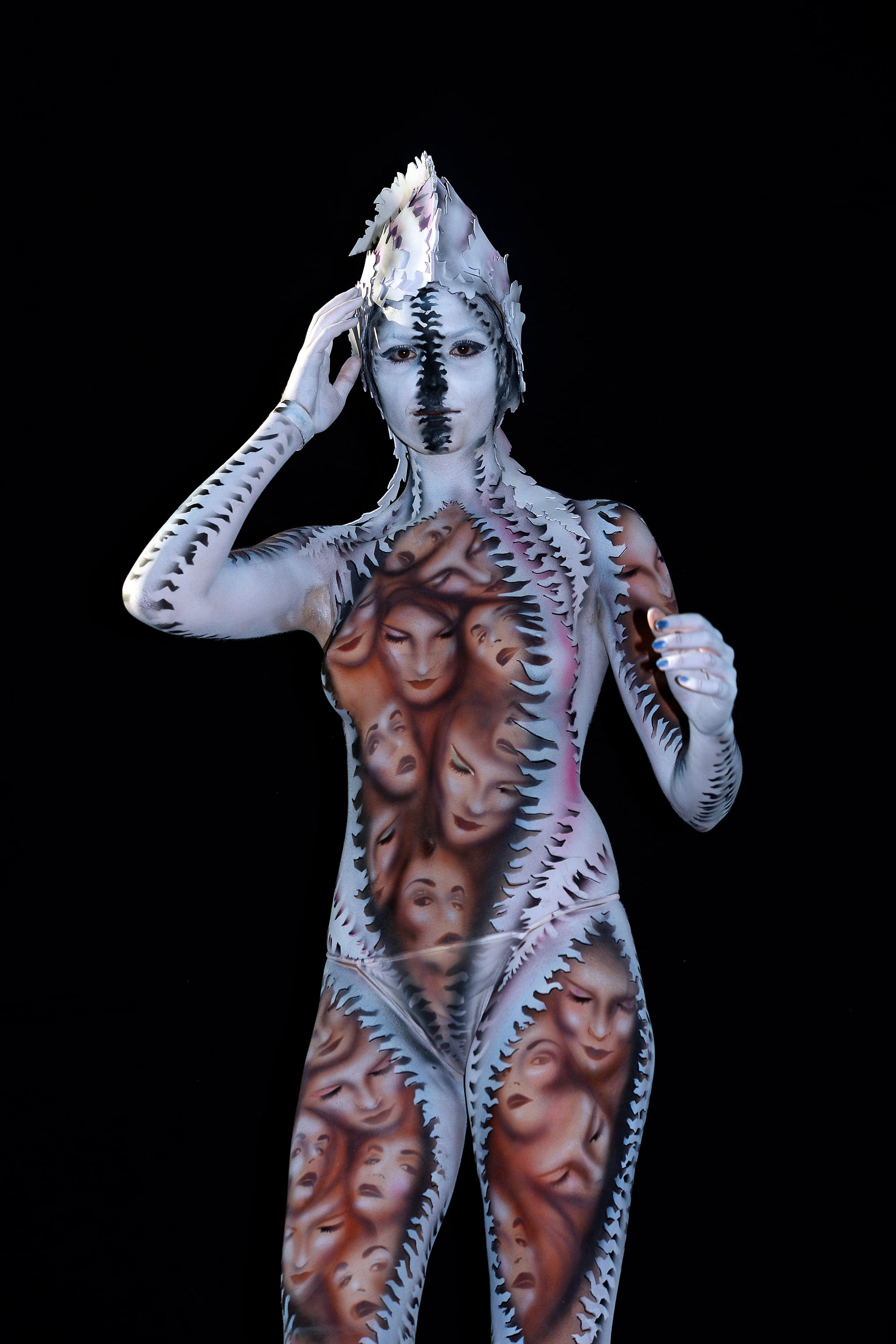 World Bodypainting Festival Pictures Popsugar Beauty