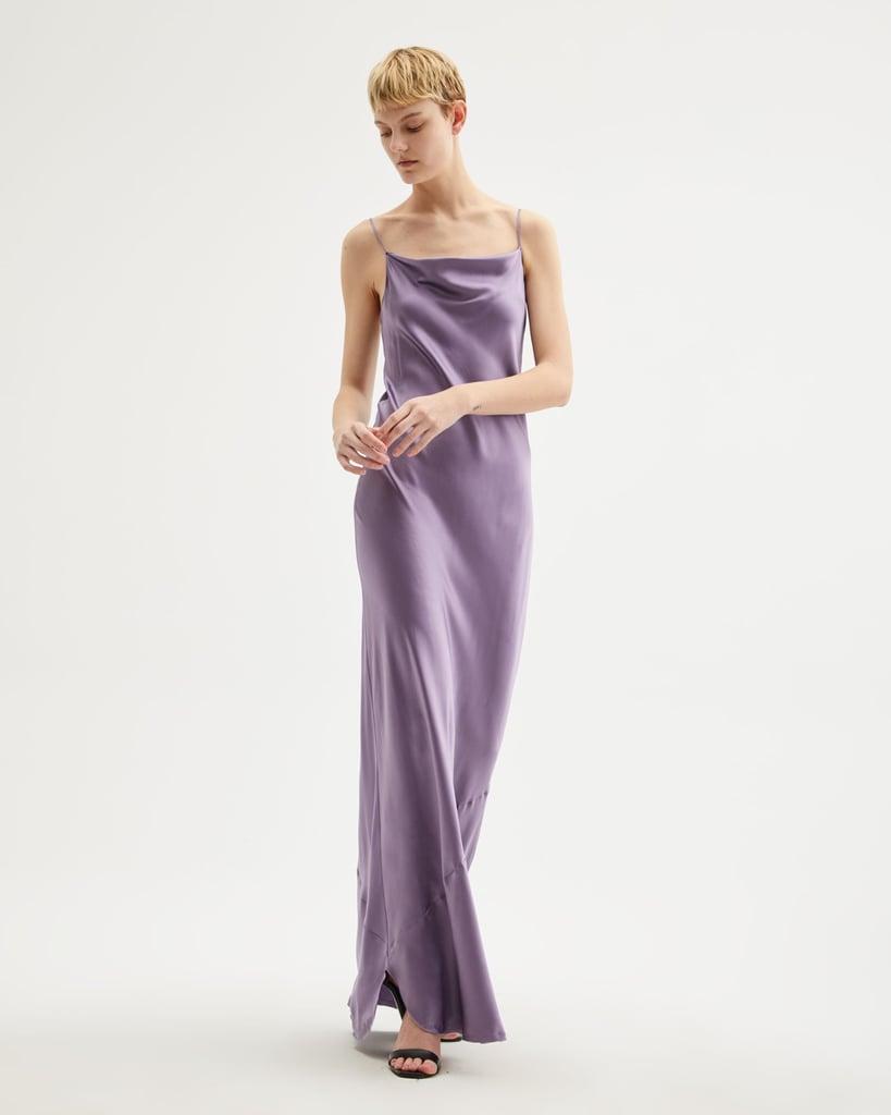Shop Her Exact Purple Dress