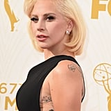 Lady Gaga's Emmys Appearance Is Anything but an American Horror Story