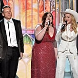 Madonna and Macklemore performed together during the Grammys.