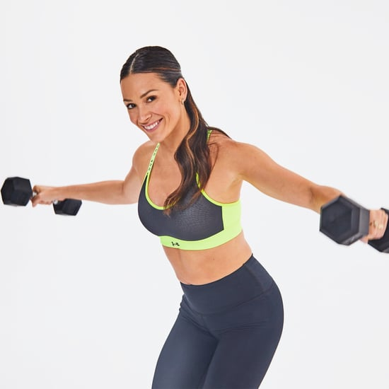 20-Minute Upper-Body Strength-Training Workout With Weights