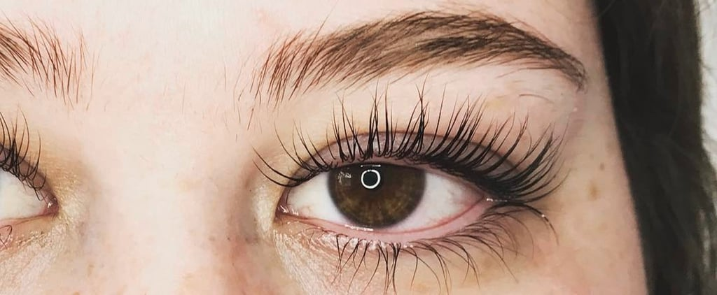 Incredible Before-and-After Lash Lift Photos That Will Convince You to Finally Go For It