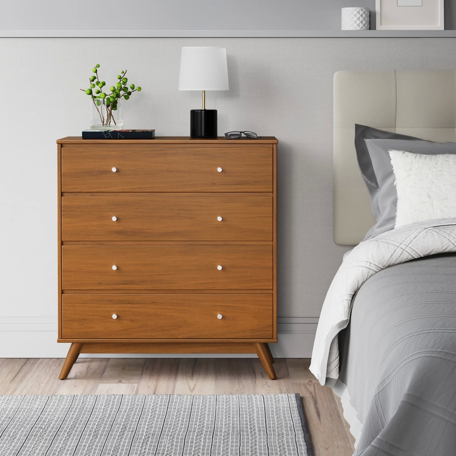 Amherst Vertical Dresser | Small Bedroom Cramping Your Style ...