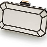 Not On The Highstreet Vintage Styler Amber Deco Clutch Bag (£39)