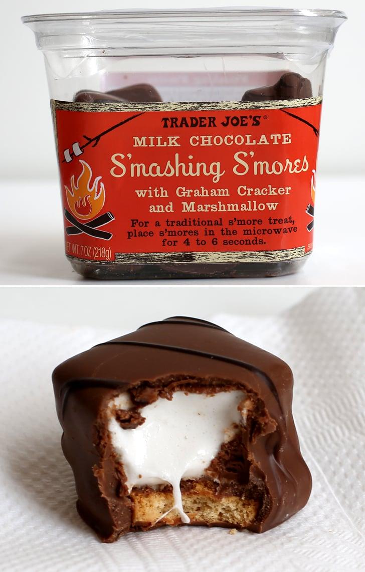 Trader Joe S Milk Chocolate Smashing S Mores The Best S