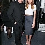 Michael Kors and Naya Rivera