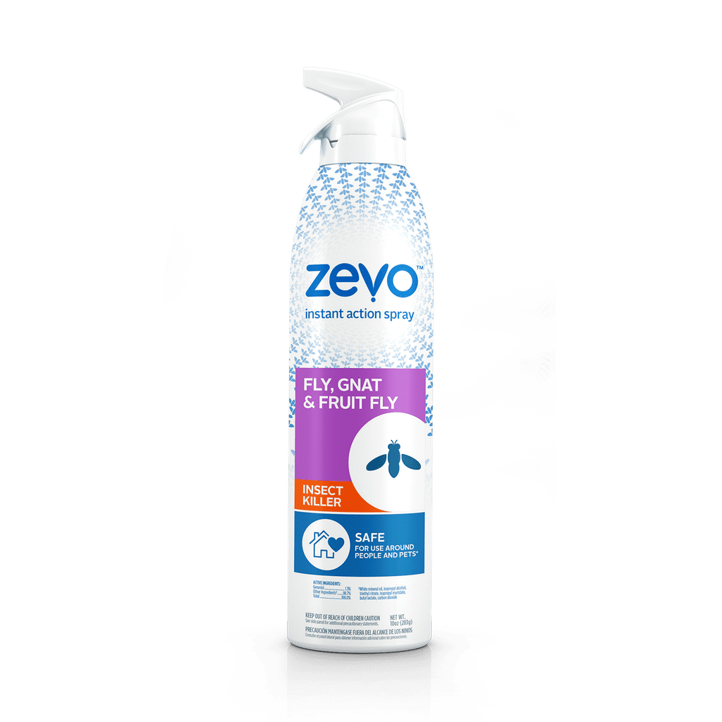 Zevo Fly, Gnat, and Fruit Fly Flying Insect Spray