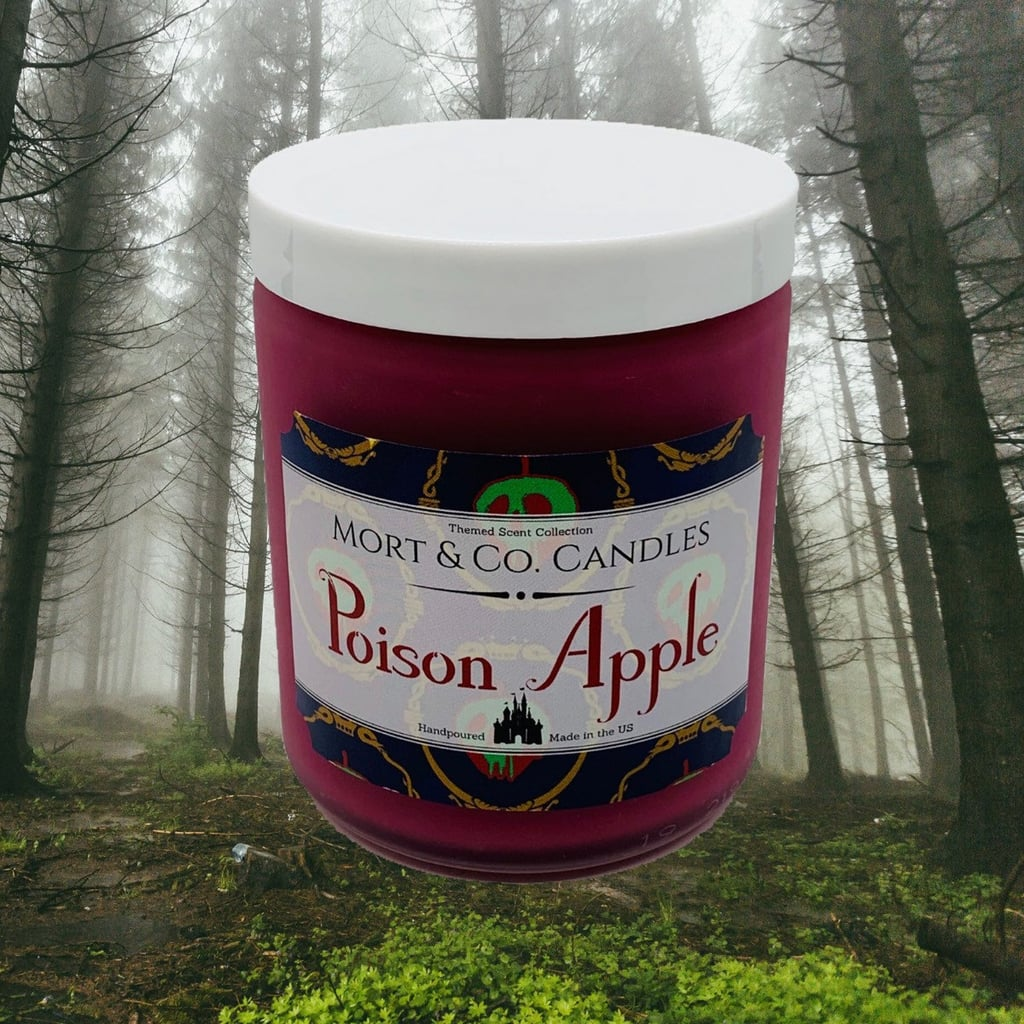 Poison Apple Disney Candle