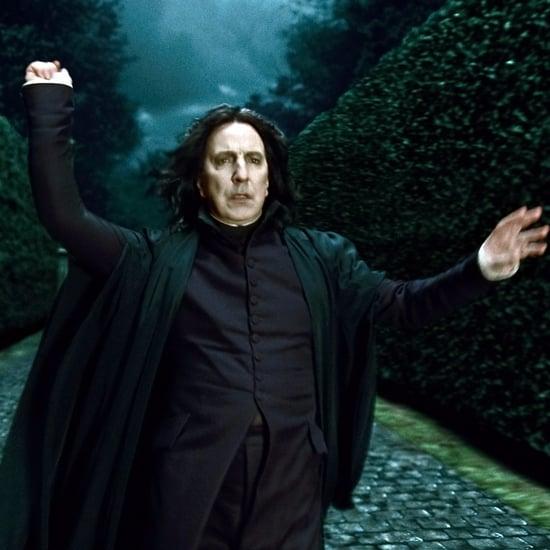 Severus Snape GIFs
