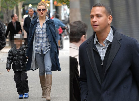 Photos of Kate Hudson and Alex Rodriguez