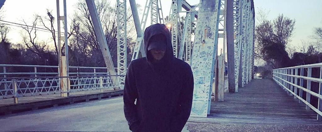 Chad Michael Murray Returns to One Tree Hill Bridge 2018