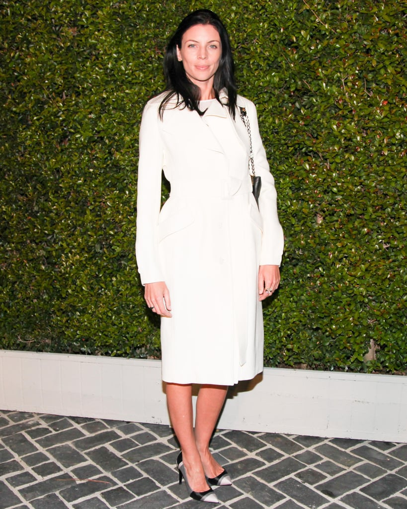 Liberty Ross was white hot at Chloé's LA show.