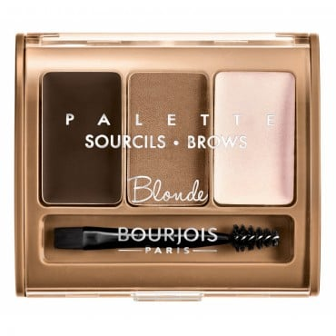 Bourjois 3-in-1 Brow Palette, $24